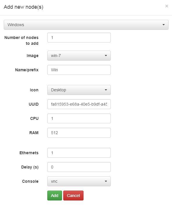 Can UNetLab run an Ubuntu node? | www 802101 com