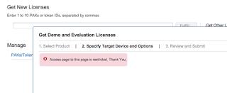 Licensing Cisco vWSA for UNetLab