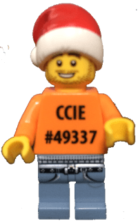CCIE Security Written passed in time for Christmas