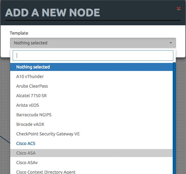 Adding ACS image to EVE-NG